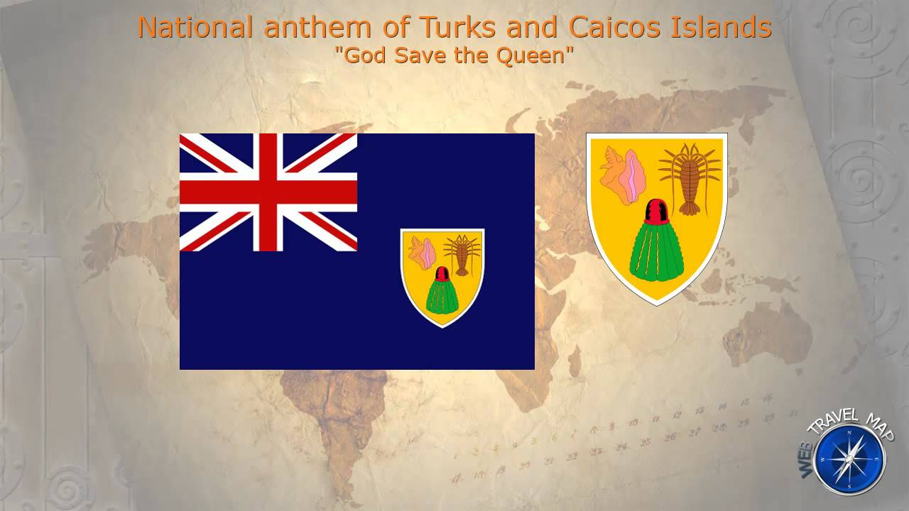 Turks and Caicos Islands National Anthem