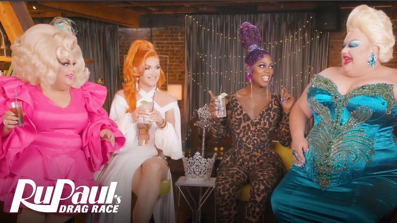 Download LIVE Finale Reaction w/ Eureka, Ginger, Kylie & Ra'Jah | RuPaul's Drag Race AS6