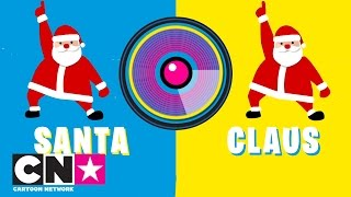 Christmas Mashup | Cartoon Network
