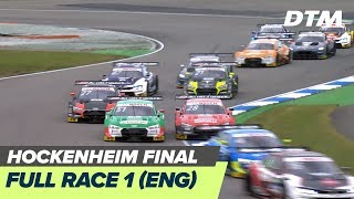 DTM Hockenheim Final 2019 - Race 1 (Multicam) - RE-LIVE (English)