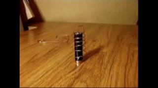 Как сделать самый простой электродвигатель