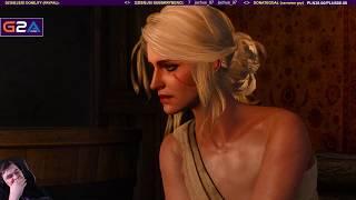 CIRI w gorącej saunie - Wiedźmin 3: Dziki Gon (#41) / 08.01.2019 (#2)