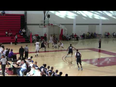 San Jose City vs. College of the Sequoias CCSF JC Men's Basketball Fall Showcase