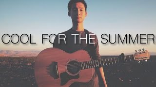 Cool for the Summer by Demi Lovato | Acoustic Cover by TheFuMusic