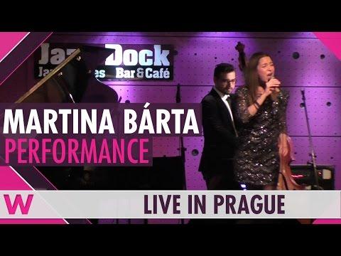 """Martina Bárta """"My Turn"""" (Czech Republic 2017) LIVE @ Jazz Dock Prague"""