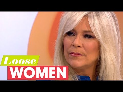 Samantha Fox Opens Up About Her Sexuality  Loose Women