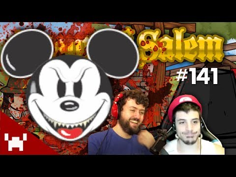 MICKEY MOUSE'S REAL JOB   Town of Salem w/ Ze & Chilled Ep. 141
