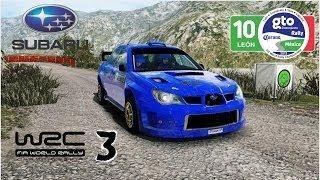WRC 3 - Subaru Impreza WRC 07 @ Mexico - Top Rally Contest