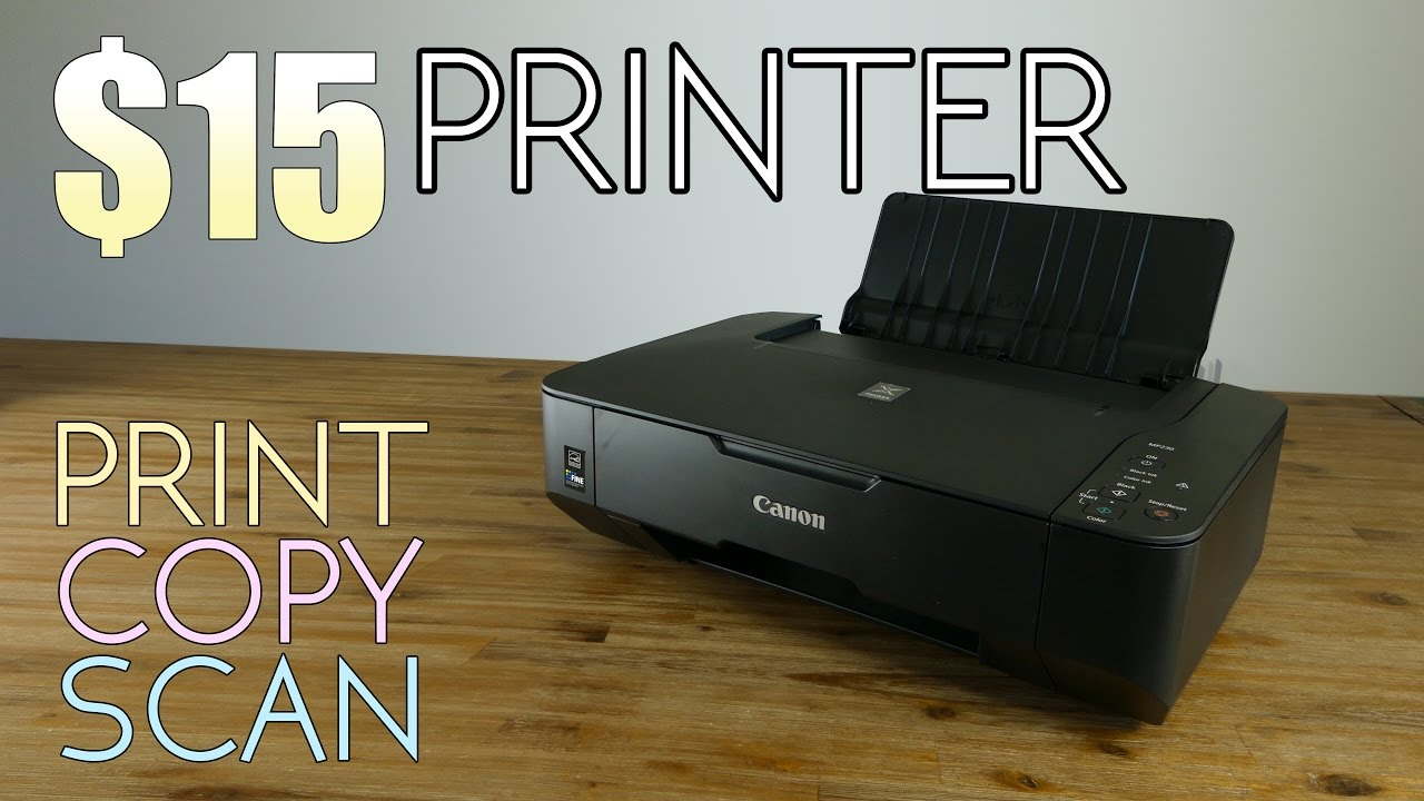 CANON PRINTER PIXMA MP230 DRIVER FOR WINDOWS 10