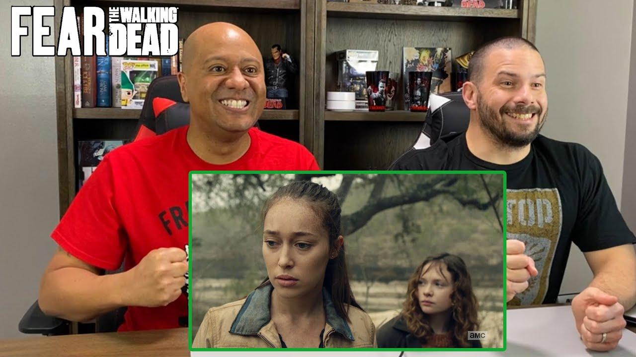 Download Fear the Walking Dead Season 6 Episode 6x07 Reaction   Damage From The Inside