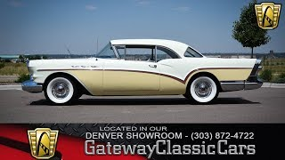 1957 Buick Special Now Featured In Our Denver Showroom #335-DEN