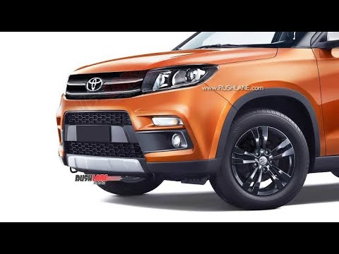 Toyota Urban Cruiser New Render Images All New Details Engine Price Launch Date Features Youtube
