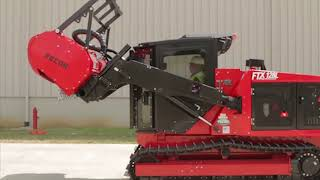 Fecon FTX Mulching Tractors Overview