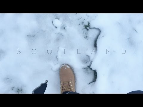 The Highlands of Scotland (Winter 2016)