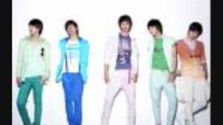 SHINee Stand By Me Instrumental with lyrics