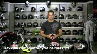 Everyday Motorcycle Helmet Buying Guide at RevZilla.com