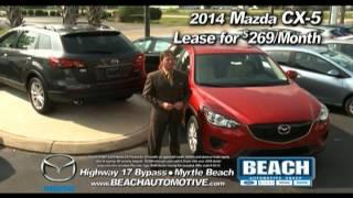 Beach Automotive September 2013 Mazda Commercial Myrtle Beach thumbnail