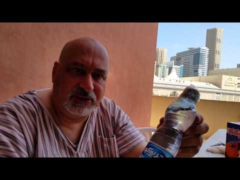 Jordan River Palestine Water in Dubai 03.04.15