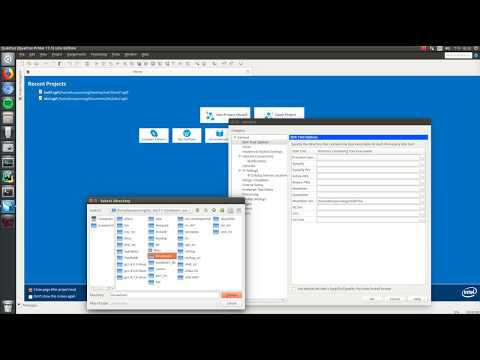 How to install Quartus & modelsim on Ubuntu 16 04 LTS - YouTube