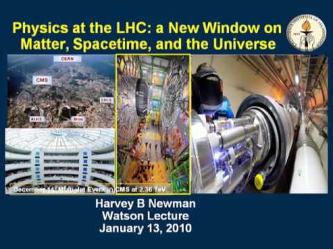 Physics at the Large Hadron Collider Jan  13, 2010