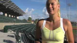 Making Of-Maria Sharapova's HEAD Graphene Instinct