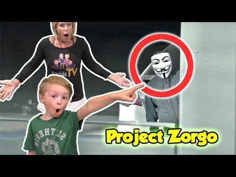 HACKED! Project Zorgo Hacker Cancels our Flight Home after we find His Abandoned Shack at CVX