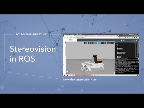 [ROS Q&A] 030 - Stereovision in ROS