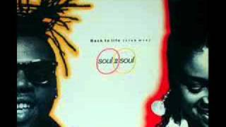 Soul II Soul - Back to life (Acapella)