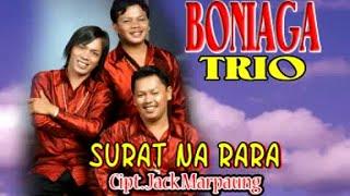 Boniaga Trio - Surat Na Rara  (Official Music Video)