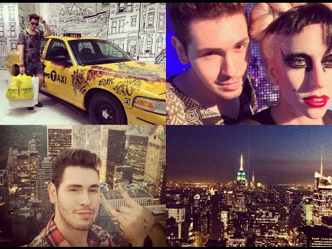 Luh em NY #2 - Museu de Cera, Comprinhas, Top of the Rock, J
