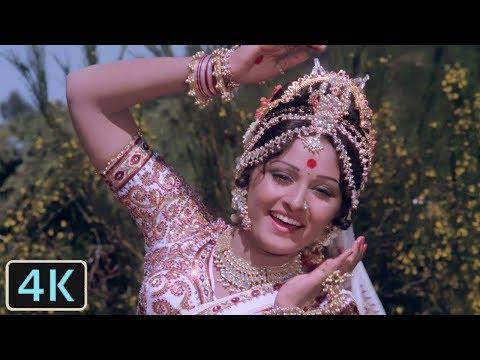 Parbat Ke Is Paar Parbat Ke Us Paar' Full 4K Video Song | Rishi Kapoor, Jaya Prada | Sargam