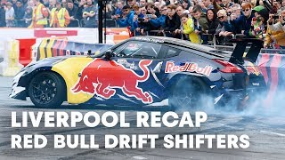 What Happened At This Year's Top Drifting Event In Liverpool, UK? | Red Bull Drift Shifters 2018