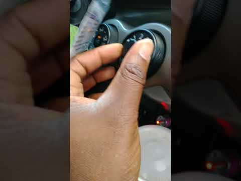 Scion XD AC problem easy fix