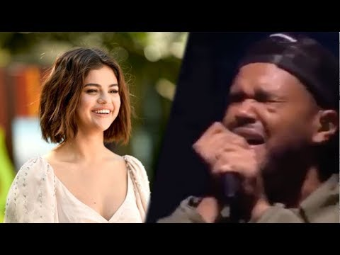 The Weeknd CRIES Over Selena Gomez At Coachella 2018!