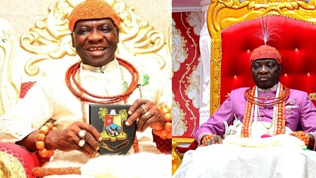 Download Olu of Warri London Party in remembrance of Immediate Past Olu Ikenwoli I Godfery Emiko in 2016