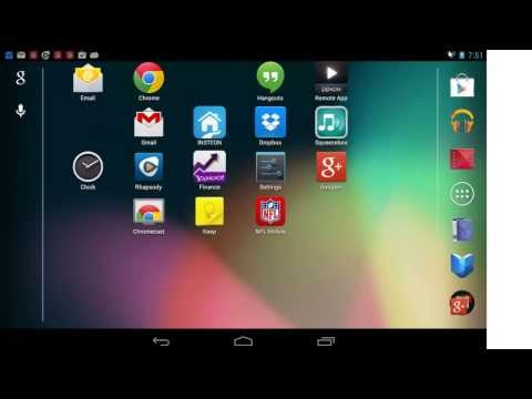 How to change the ringtone for your email on an android device?