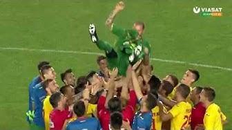 Kooste: Romania - Suomi 2-0