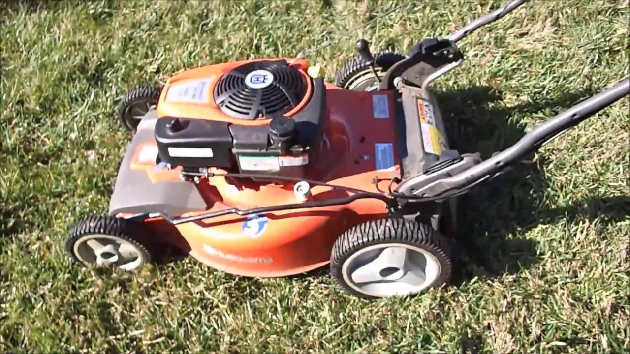 Husqvarna 22 Quot Lawn Mower Model Hu775bbc B Amp S Engine