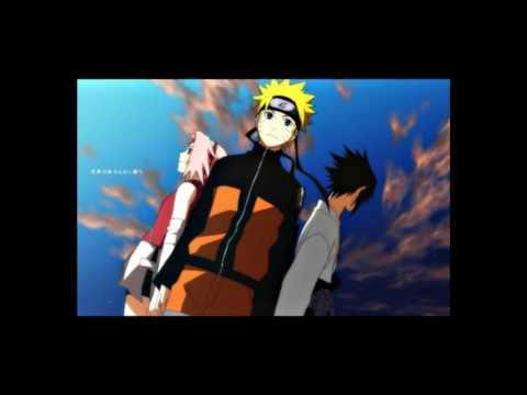 Naruto Shippuden 3rd Opening - Blue Bird (Male Version!) High Quality!!