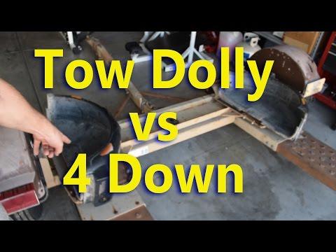 Tow Dolly Restoration | Fulltime RV Living in 55 days | VLOG022