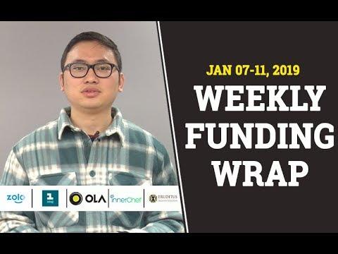 Ola, 1mg and Eruditus lead VC funding this week