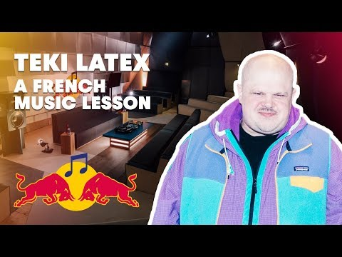 Teki Latex (RBMA Paris 2015 Lecture)