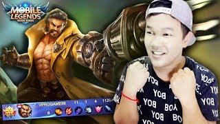 ទិញRogerថ្មីពិតជាមិនខកបំណងមែន - Mobile Legends Khmer