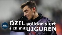 MESUT ÖZIL: Fußball-Star kritisiert das Schweigen muslimischer Staaten