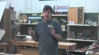 Part 15: Corner Cabinet Series From Mastering Woodworking With Charles Neil