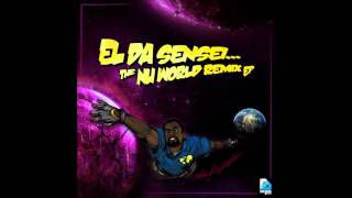 El Da Sensei - Everyday In The Street Feat Rah Digga & Tame One (!illmind remix)
