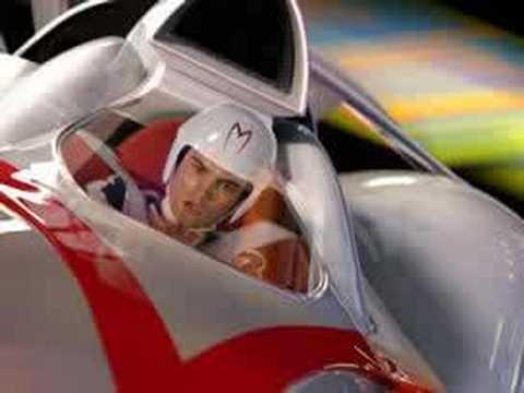 "Speed Racer Soundtrack - Track 1 ""Speed Racer Theme"""