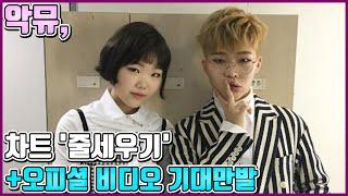【ENG】악뮤, 새 앨범 NEXT EPISODE 타이틀곡 '낙하 (With 아이유)부터 수록곡 전곡 차트 '…