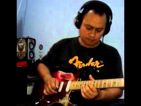 Taja Ukai Aku (Rockschool) solo part by Ray_Sibu