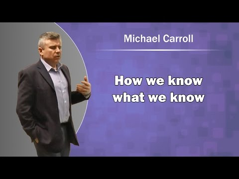 NLP - How we know what we know!